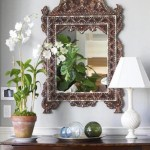 Why is a mirror facing the front door bad Feng Shui?